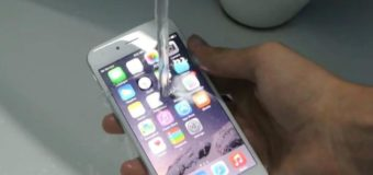 No waterproof in the Apple iPhone, moisture protection is not enough
